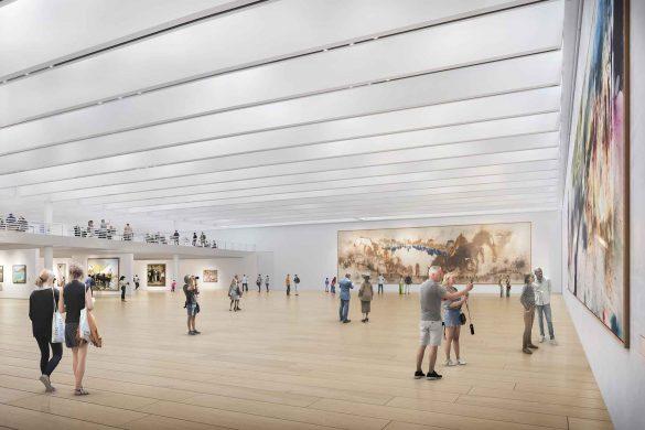 Bilbao Fine Arts Museum Extension