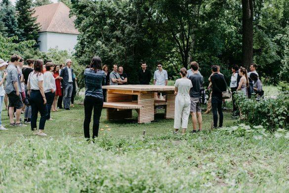 Interactive Spots Schlosspark Lackenbach