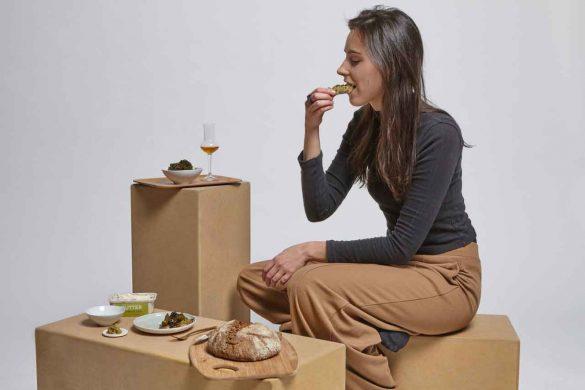 Flechten essen mit Julia Schwarz