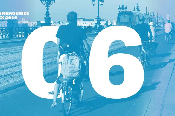 Copenhagenize Index 2019