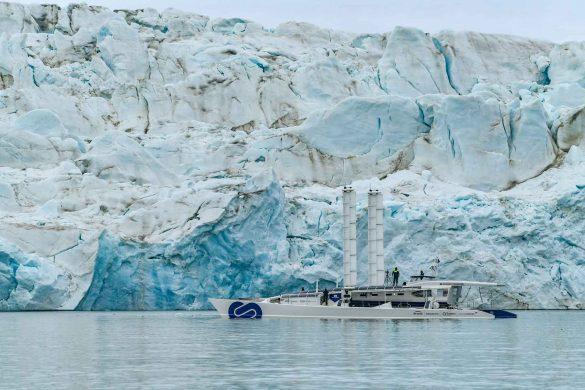 Energy Observer erreicht Spitzbergen