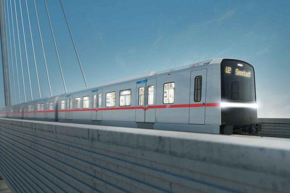 Siemens U-Bahn für Wien