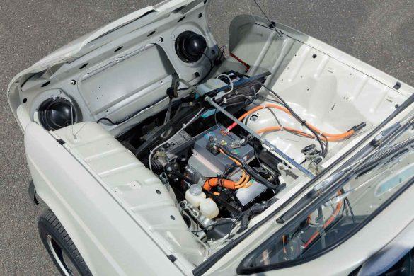 Offener R4 als elektrisches Spaßmobil