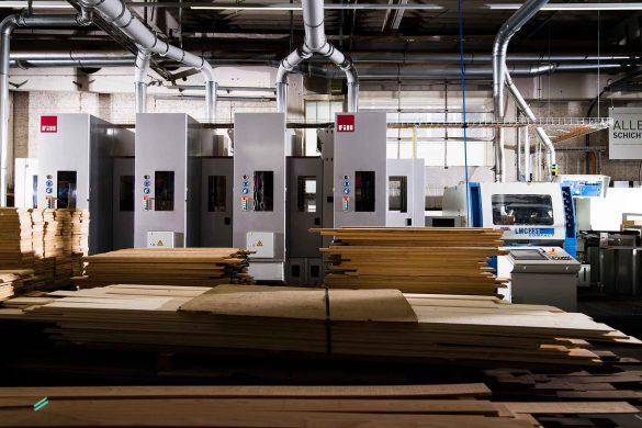 Die Chancen der Österreichischen Möbelindustrie