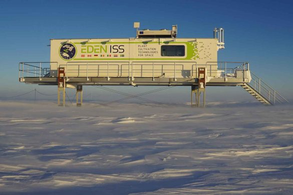 Liquifer Systems Group, Eden ISS