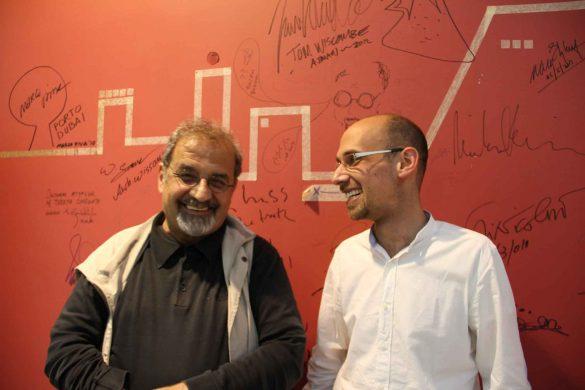 Rasem Badran erhält Tamayouz Lifetime Archievement Award