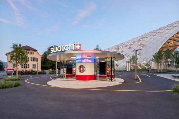 Swatch HQ Biel
