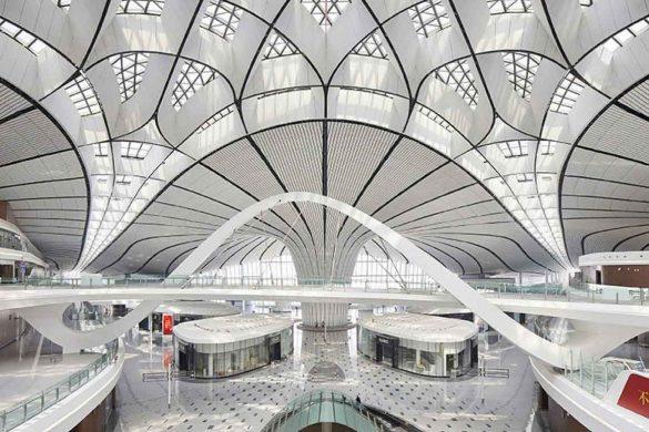 FH Peking-Daxing eröffnet