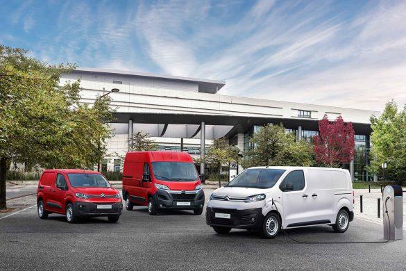 Citroën Elektro-Offensive