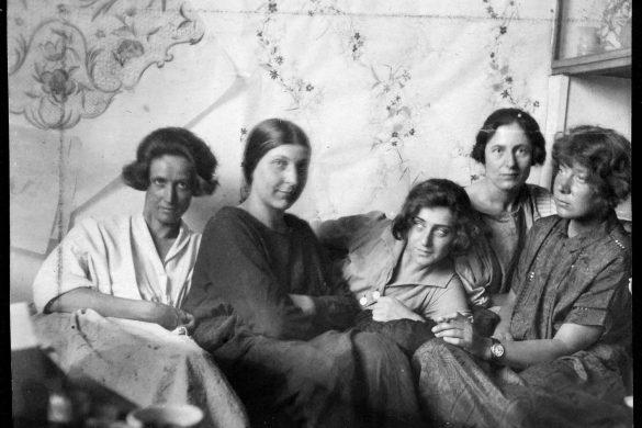 Frauen der Wr. Werkstätte