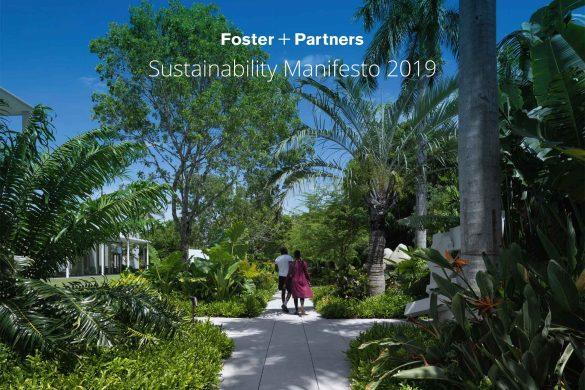 Foster + Partners Nachhaltigkeitsmanifest