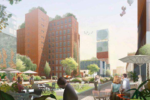 Siemensstadt 2.0, O&O Baukunst