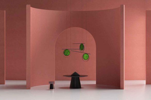 Alain Gilles, Green Mood