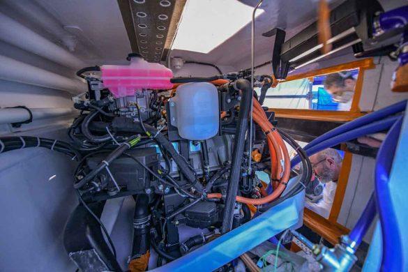 Energy Observer, Toyota Brennstoffzelle
