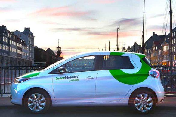GreenMobility ÖAMTC