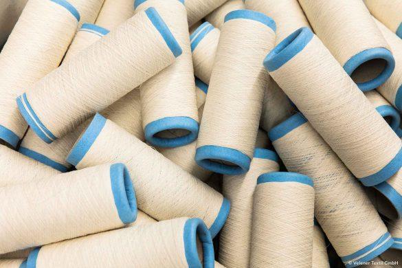 Wertstoffkreislauf in der Textilbranche