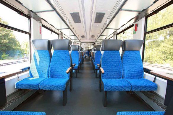 H2-Zug im Test in den Niederlanden