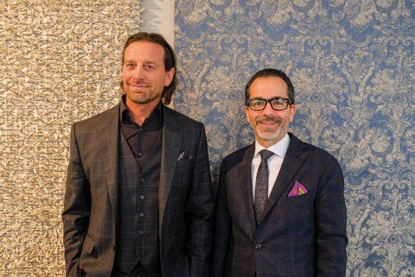 Matteo Nunziati wird neuer Kreativdirektor von Rubelli Casa