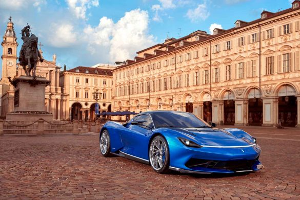 90 Jahre Pininfarina