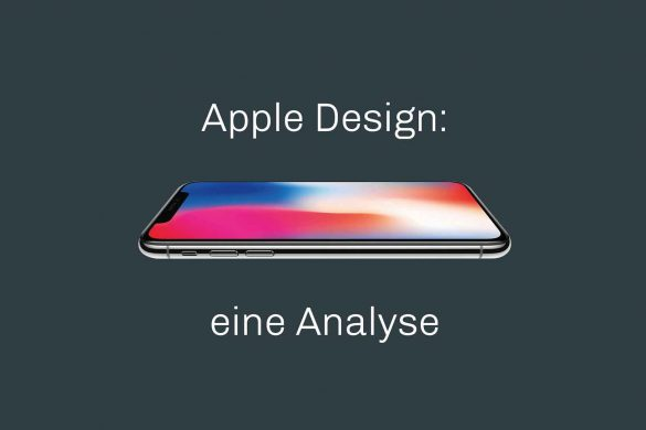 Apple Design: Eine Analyse
