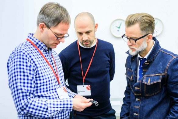 Red Dot Award: Product Design 2020, Jury Session