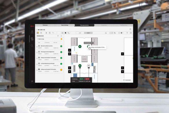 Audi, Digitaler Planungsassistent dpa