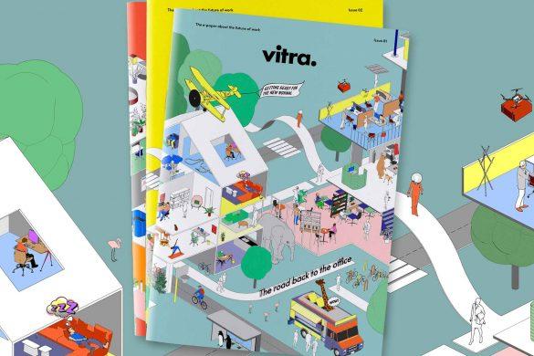 Vitra e-paper Office