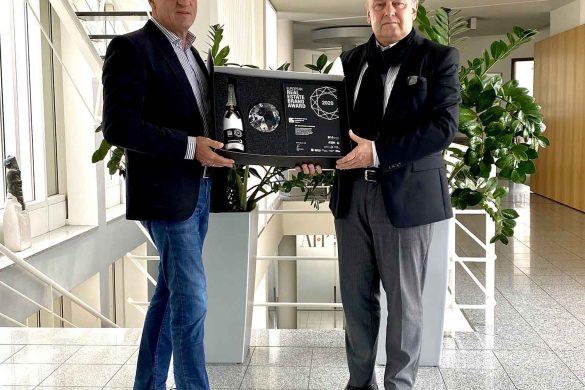 ATP gewinnt Real Estate Brand Award 2020