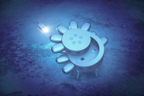 Proteus, Cousteau, fuseproject
