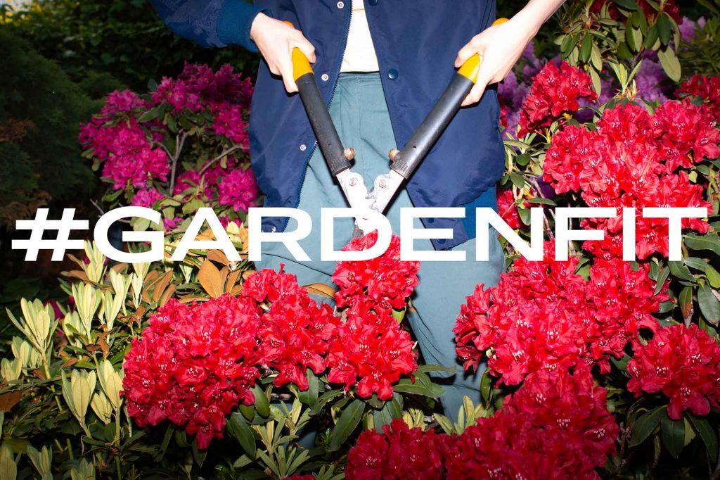 #Gardenfit