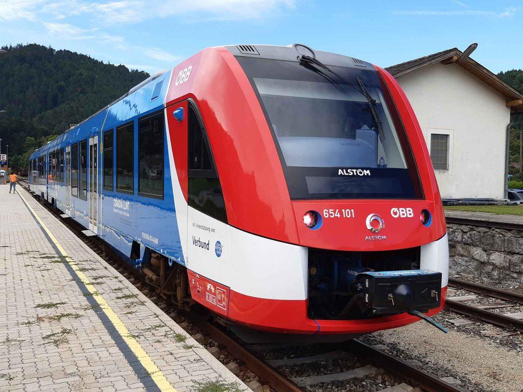 Alstom, Coradi iLint, ÖBB