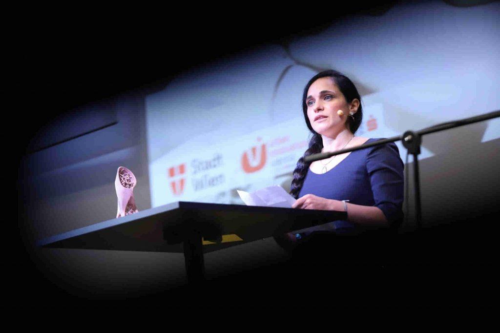 Laura Nenzi erhält Hedy Lamarr Preis 2020
