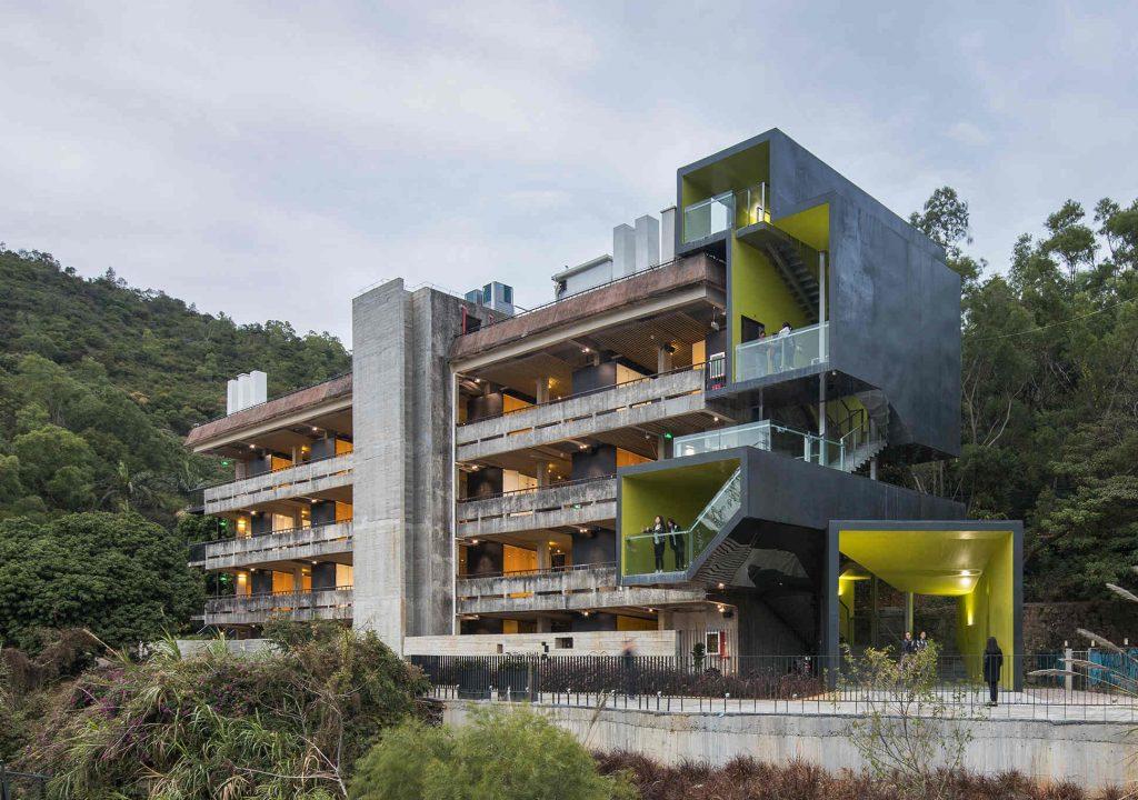 Shenzhen Mingde Academy - O-office Architects © Chao Zhang