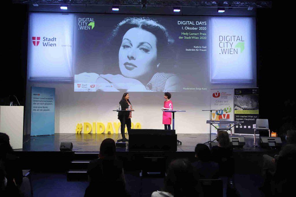 Hedy Lamarr Preis 2020