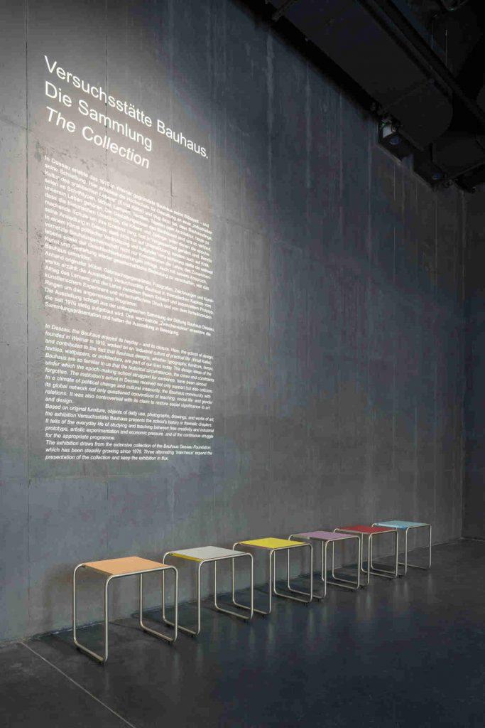Bauhaus Dessau, Thonet, Jay Gard, B 9