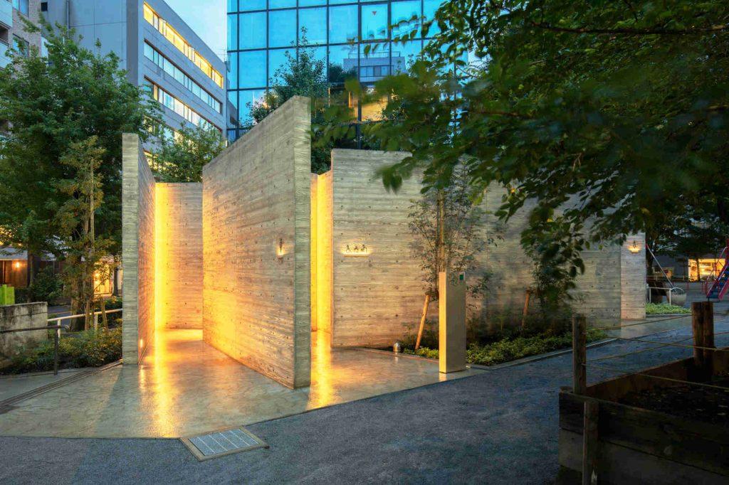 The Tokyo Toilet, Wonderwall