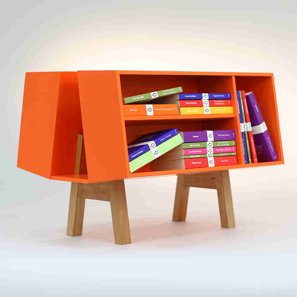 Isokon Penguin Donkey Mark 2