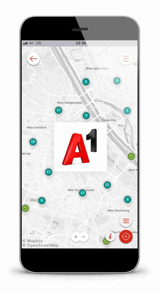 A1 Charge App