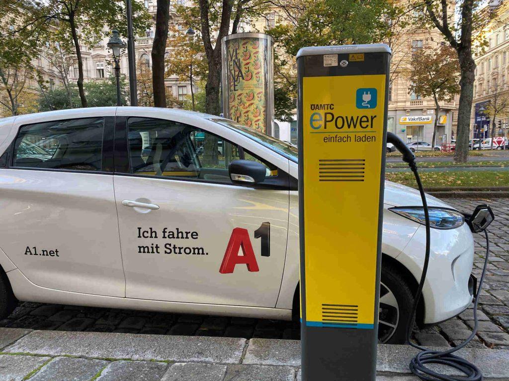 A1 Charge App, ÖAMTC ePower