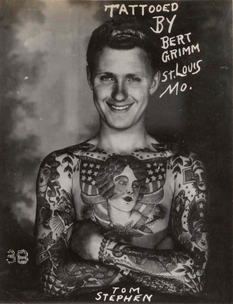 Tattoo, Schiffmacher, Taschen