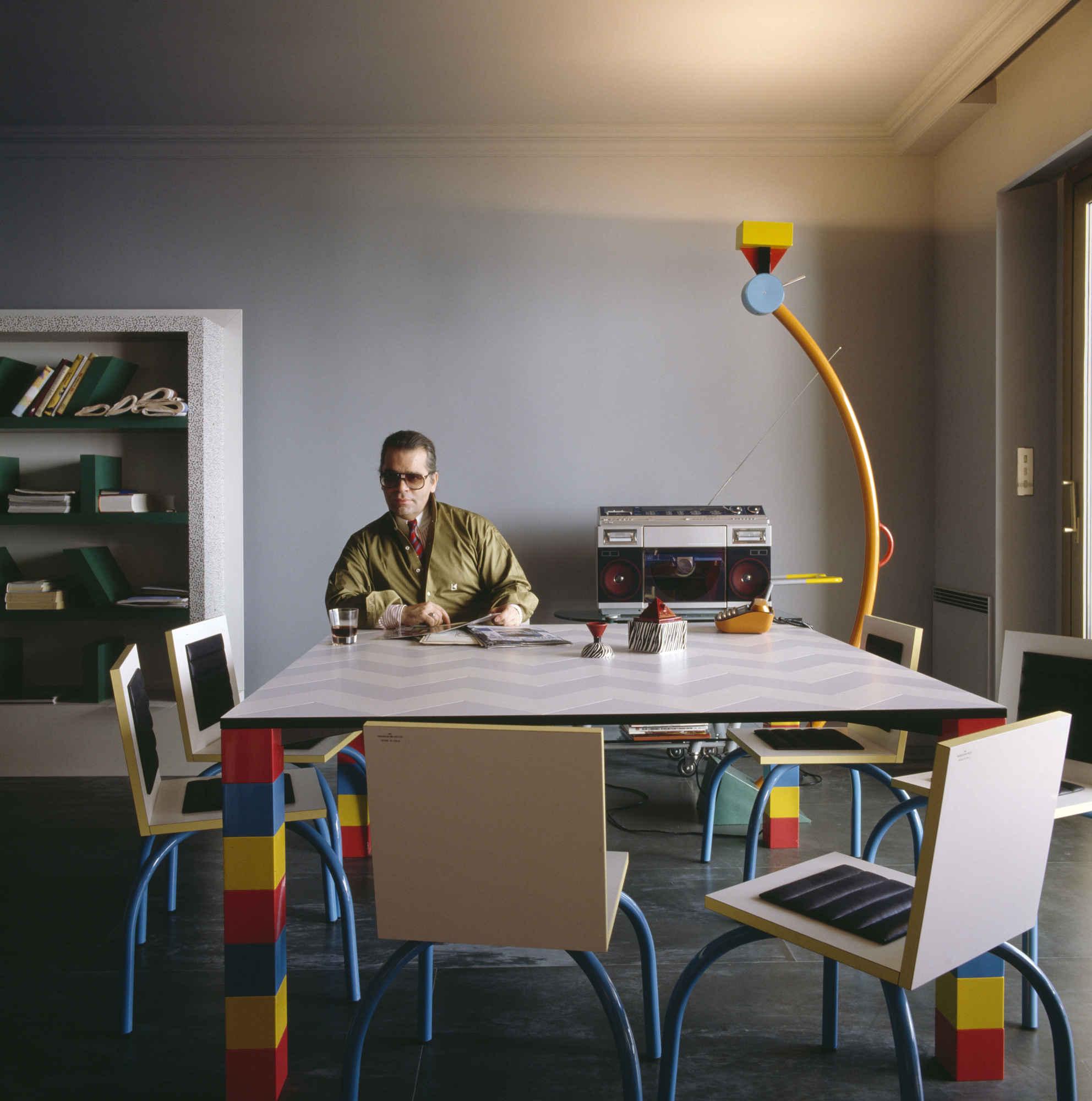 Memphis, Vitra Design Museum