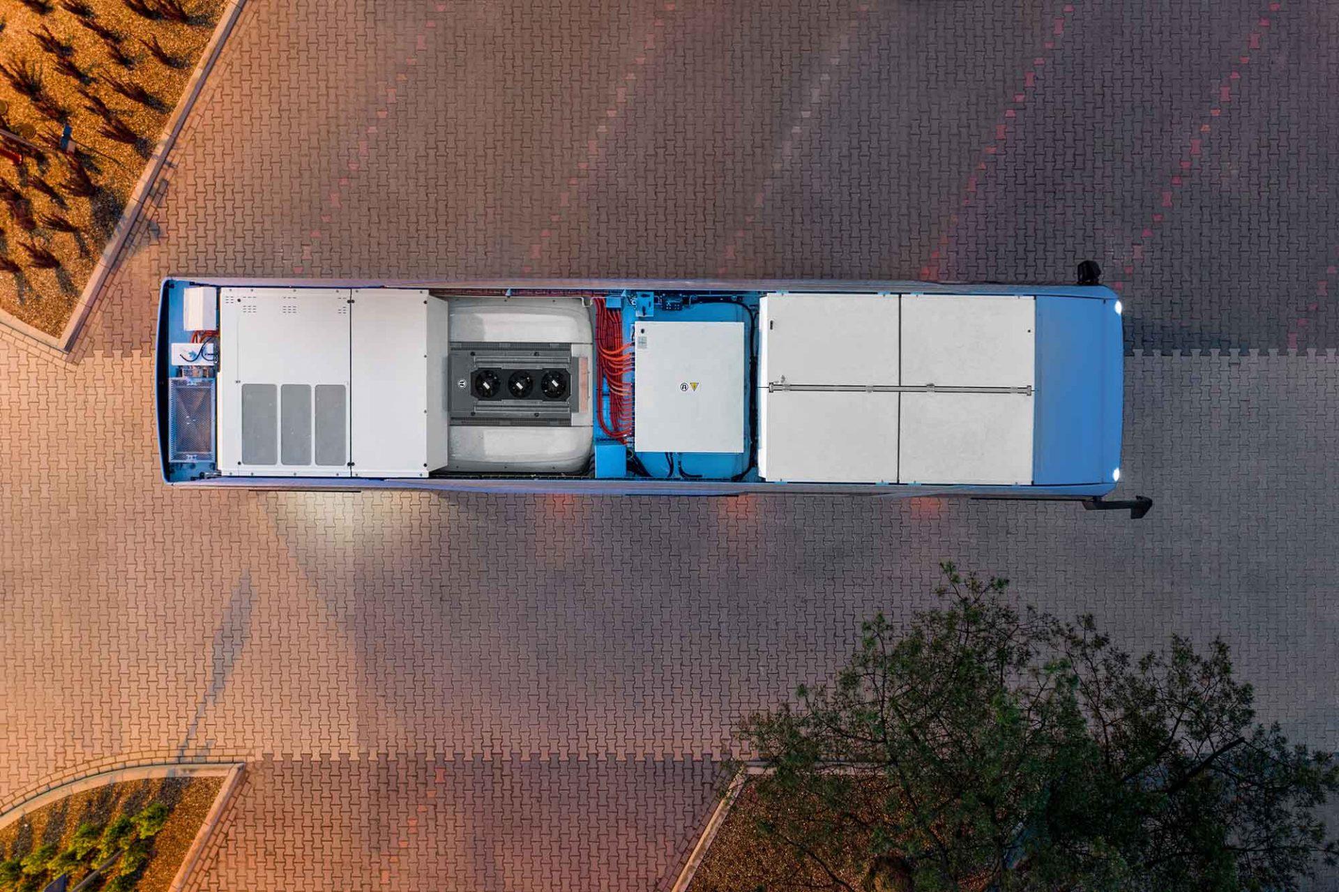 Postbus AG, Wasserstoffbusse von Solaris