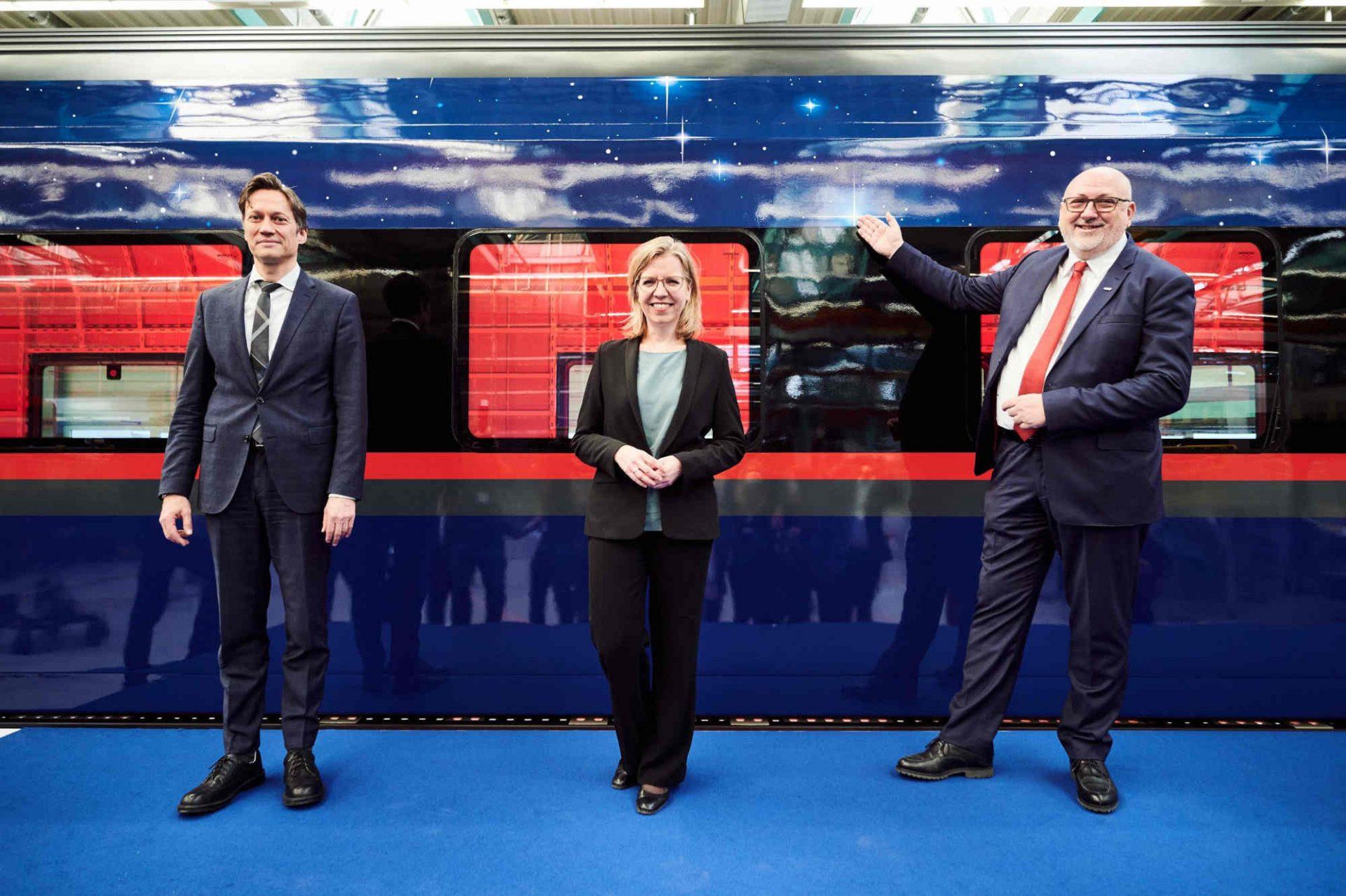 Nightjet, ÖBB, Siemens Mobility