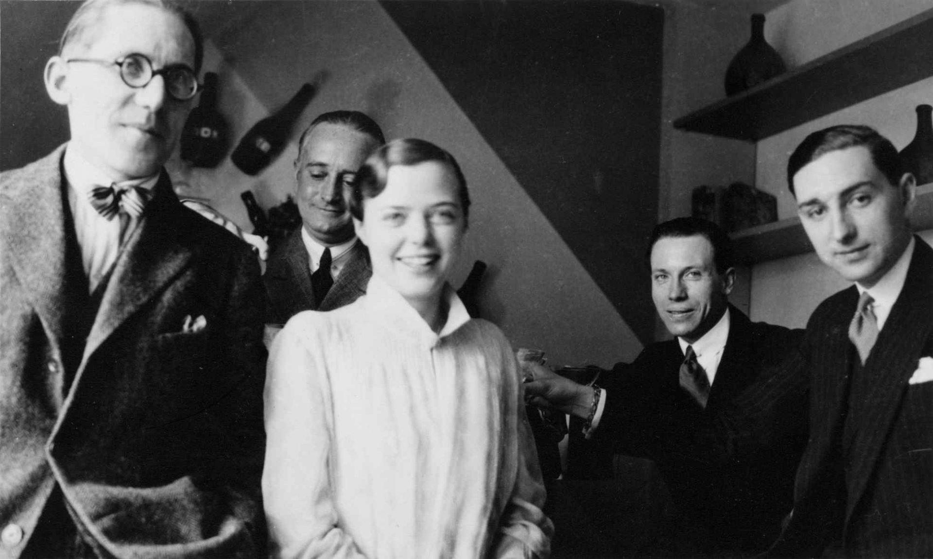 Le Corbusier, Charlotte Perriand