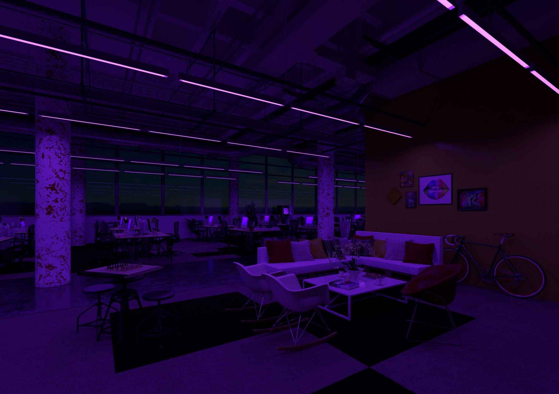 Linea Light Group, Environment Care Lighting