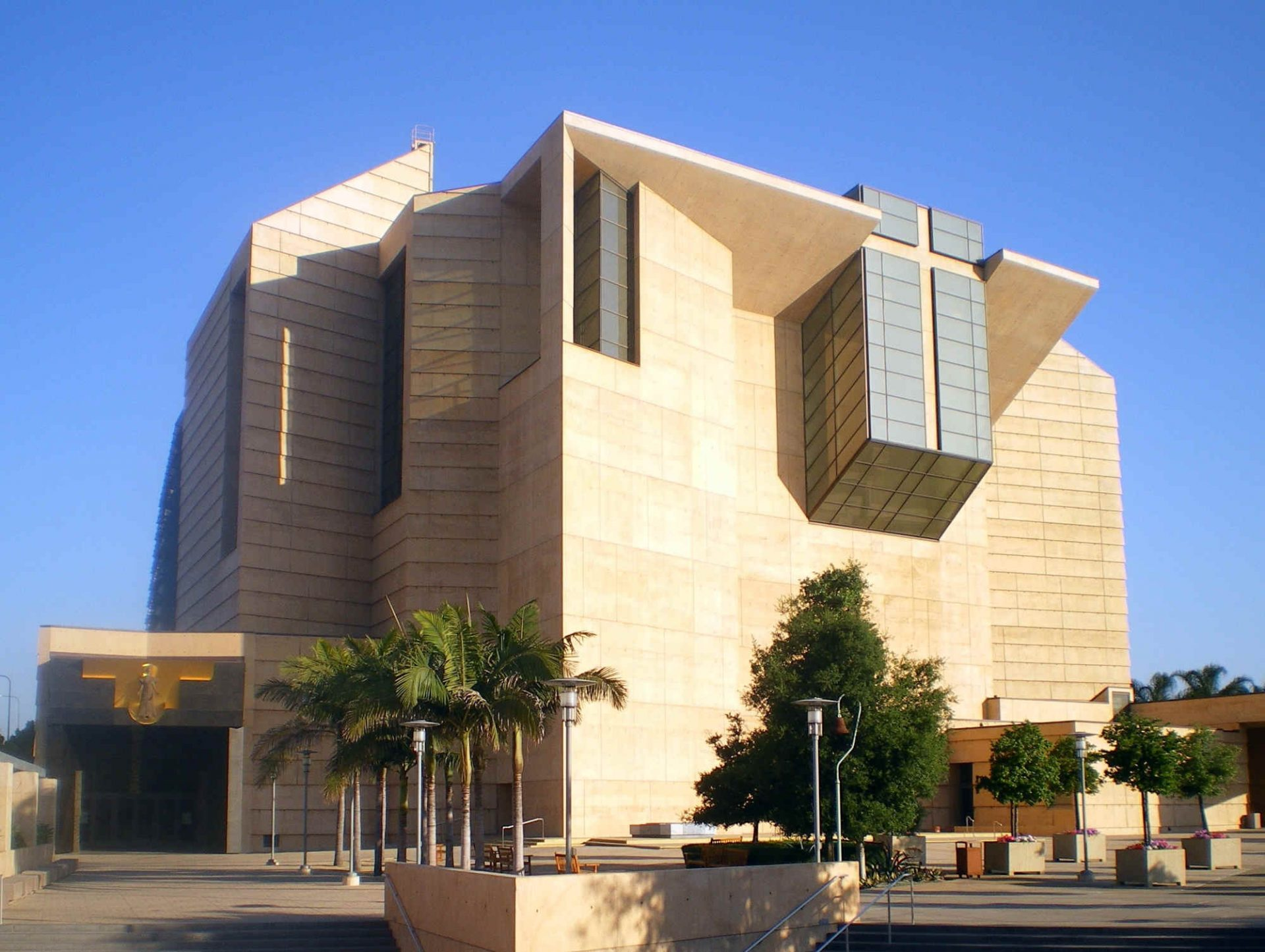 Kathedrale, Los Angeles, Rafael Moneo