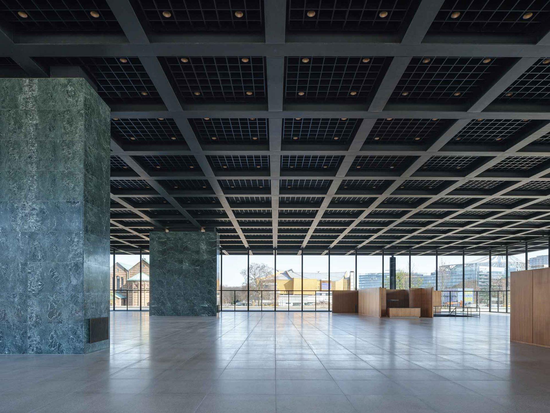 Neue Nationalgalerie Berlin