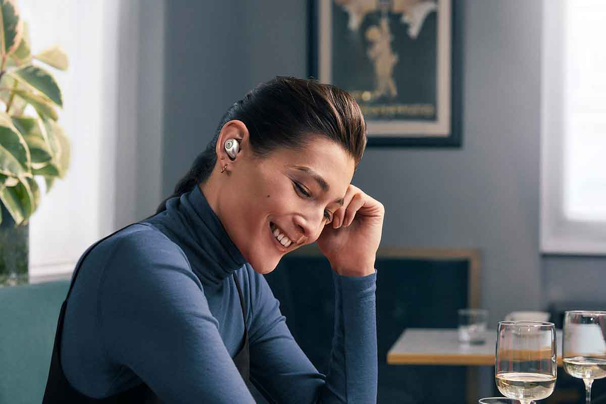 KEF Mu3 In-Ear-Kopfhörer