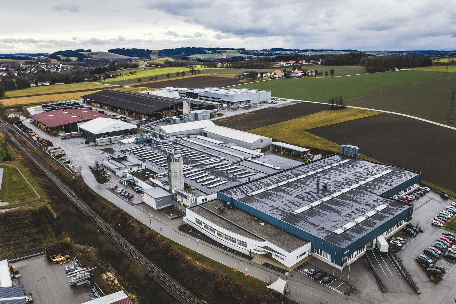 TEAM 7 Grüne Fabrik