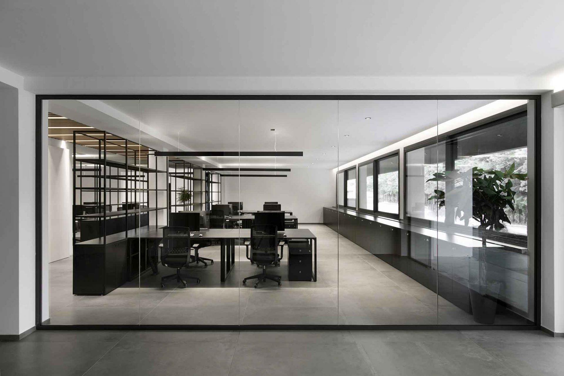 Talenti HQ, Offices